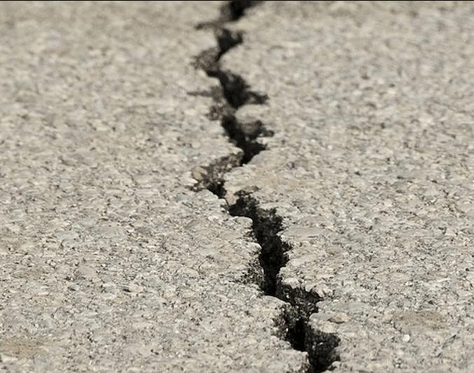 Terremoto Nella Città Di Roma