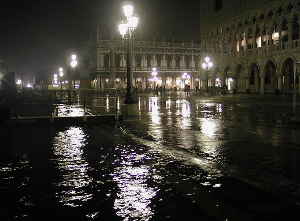 Venezia Inondazione