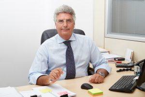 Giampiero Ignaccolo, assistente alla Direzione Generale di Fulmine Group.