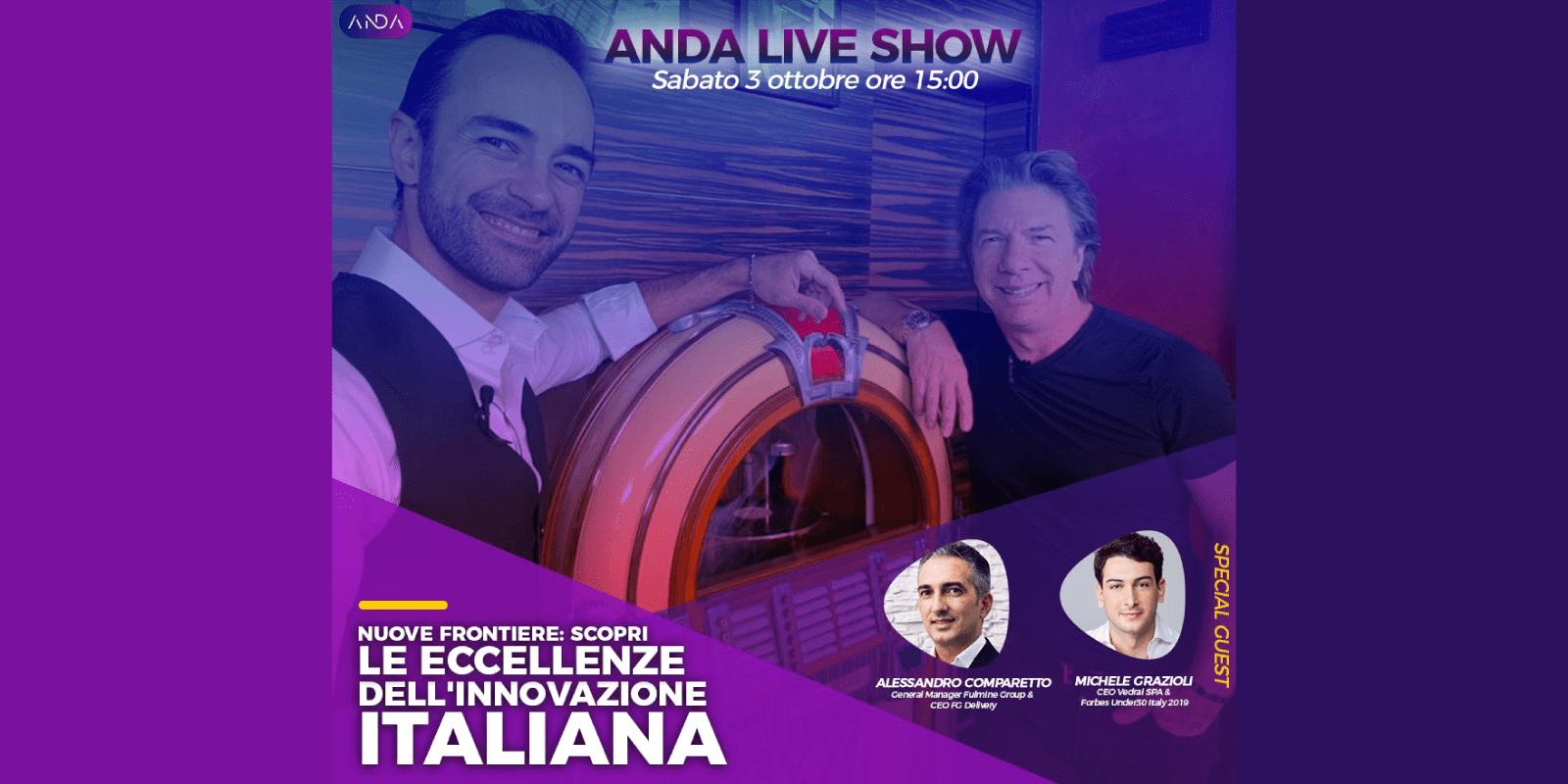 Anda-Live-Show-Daniele-Viganò-Fulmine-Group