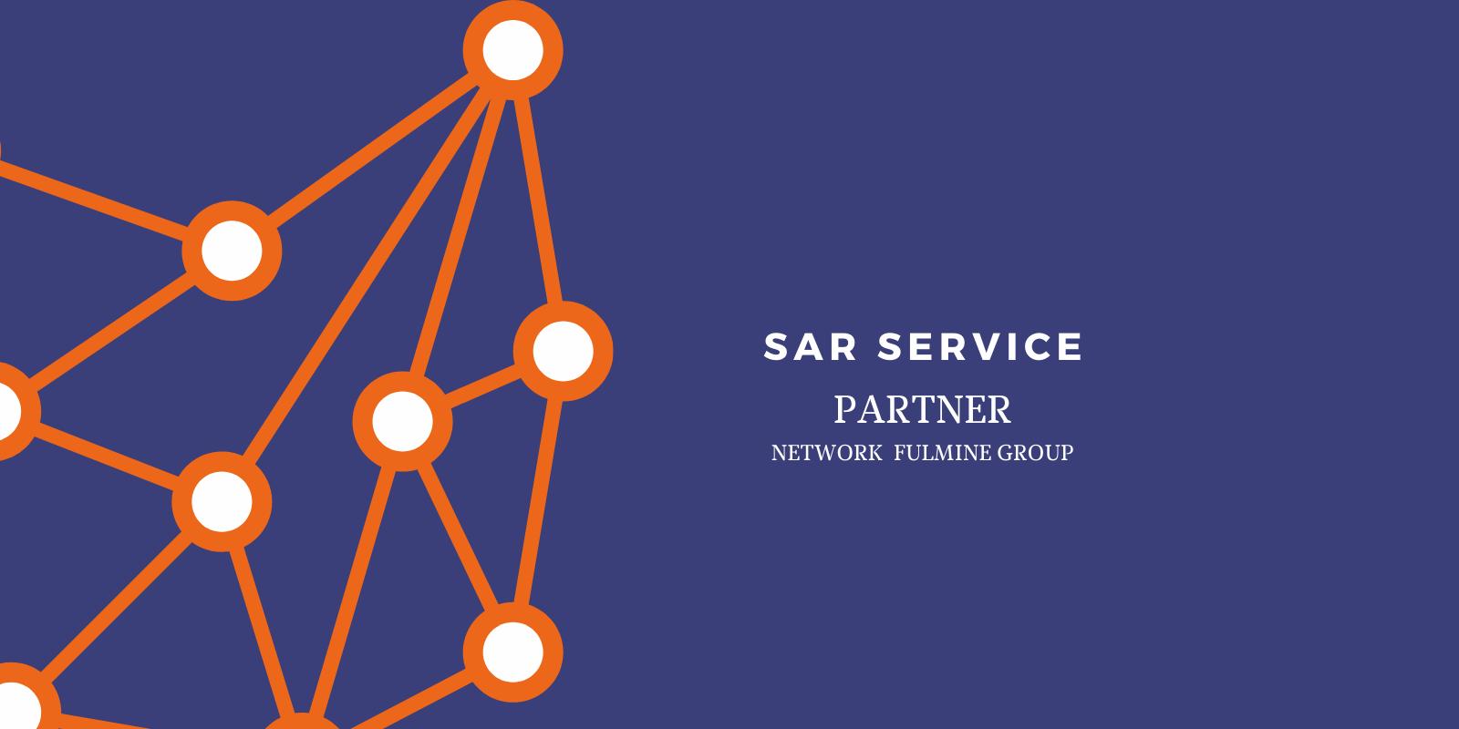 Circa 7 Anni Sar Service Fa Parte Del Network Fulmine Group, Trovando Nella Partnership Una Possibilità Di Sviluppo Ed Una Valorizzazione Della Propria Attività.
